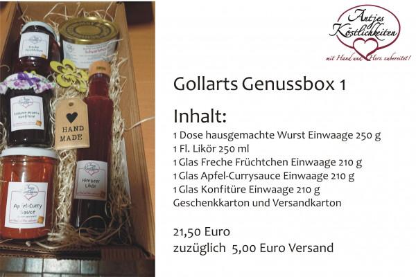 Artikelbild 1 des Artikels Gollarts Genussbox 1