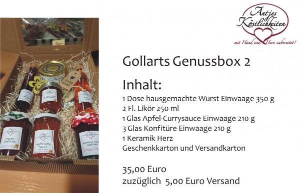 Artikelbild 1 des Artikels Gollarts Genussbox 2